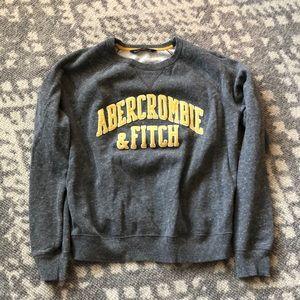 Abercrombie & Fit h sweatshirt L
